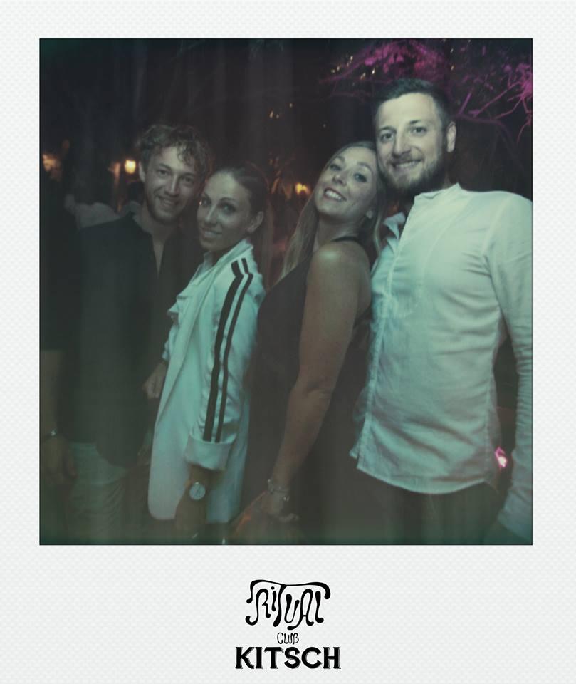 Rita club serata kitsch