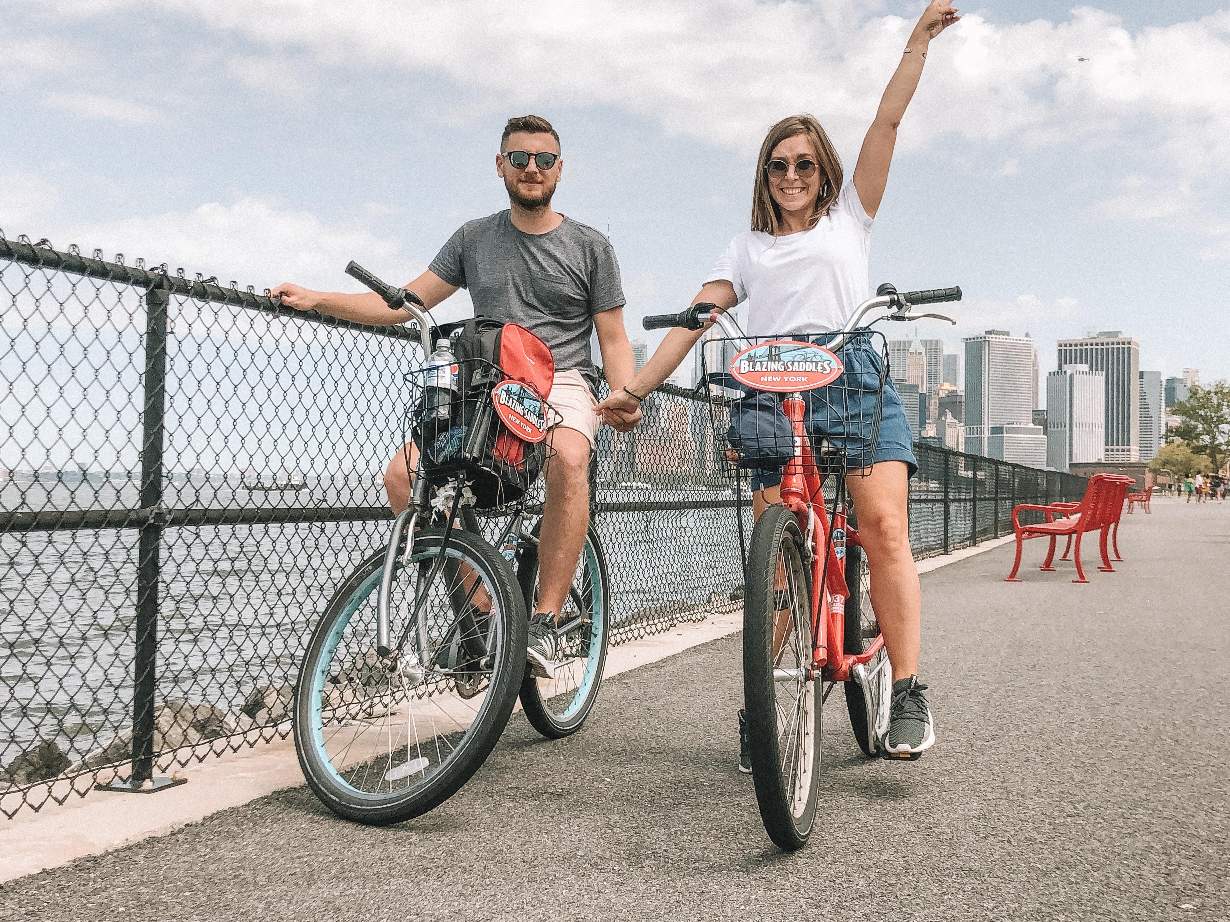 Alternativa al traffico di New York: Governors island