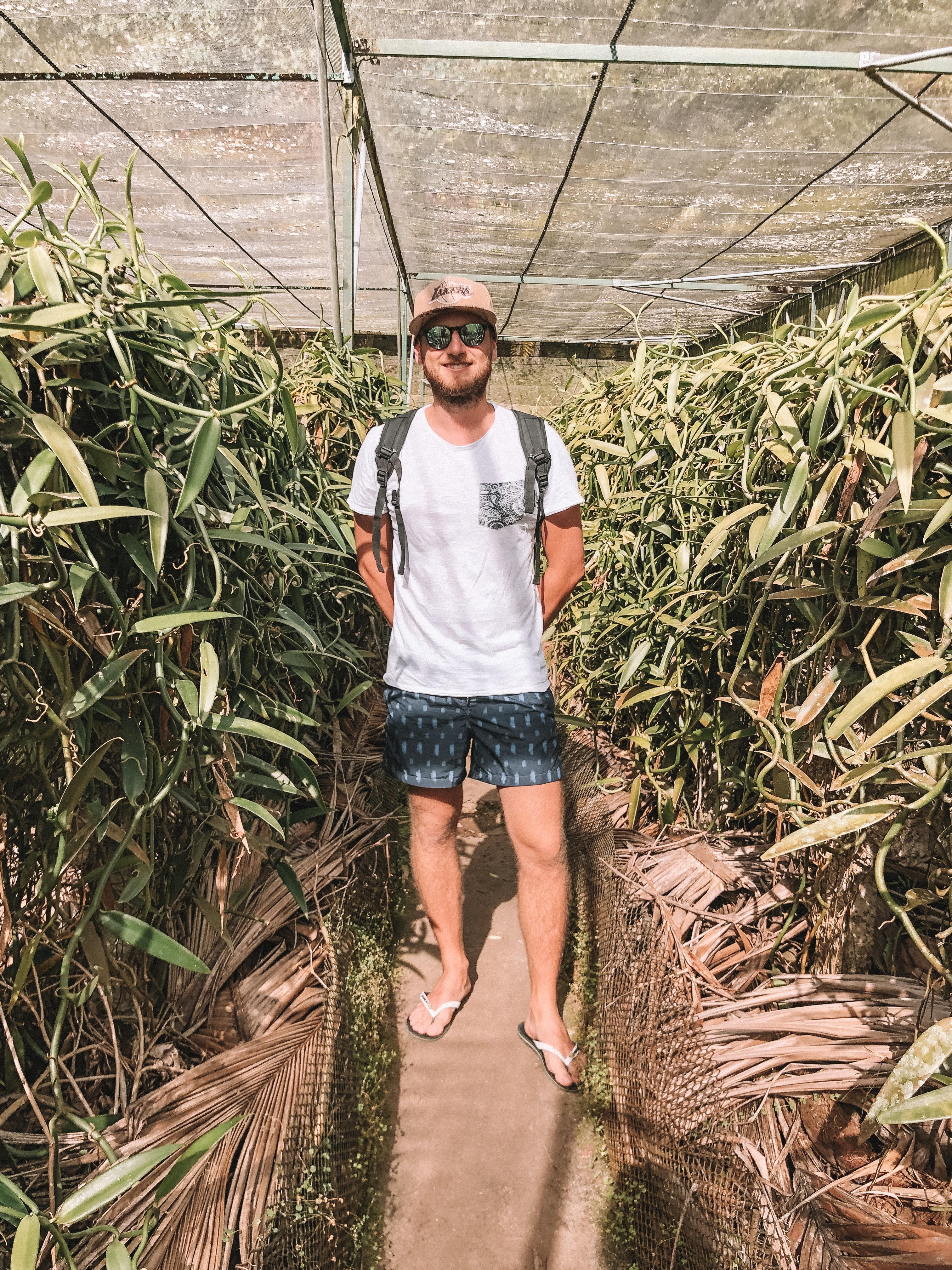 Giardino Botanico Moorea