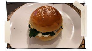 Panino per Hamburger Homemade