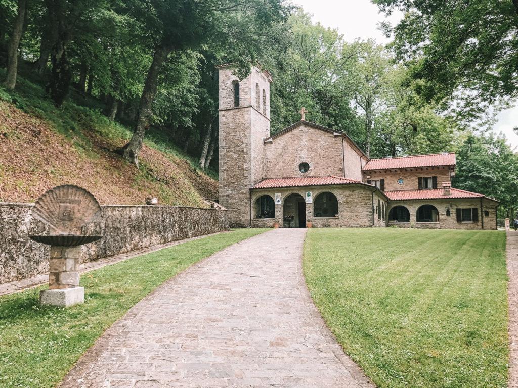 Santuario Madonna del Faggio- Carpegna