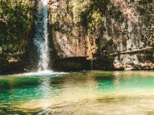 cascata di val rea